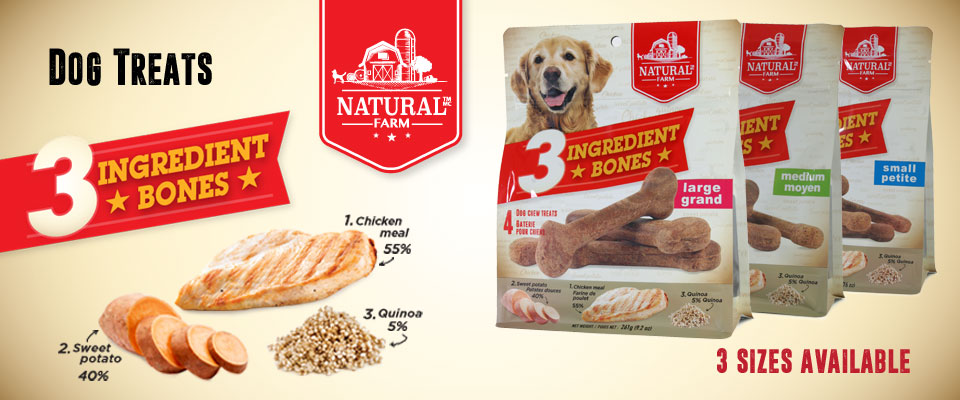 Natural Farm 3 Ingredient Bone